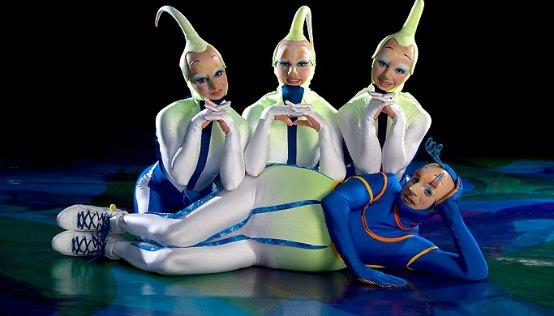 Mystere by Cirque du Soleil Show Las Vegas