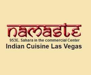 Namaste Indian Cuisine  Las Vegas