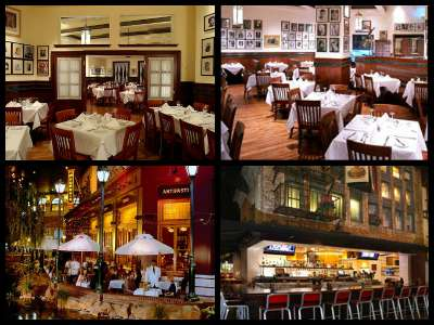 New York New York restaurants in Las Vegas