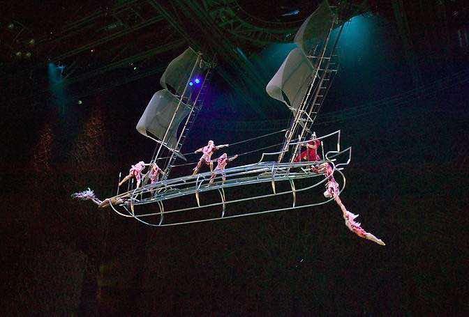 O by Cirque du Soleil Las Vegas