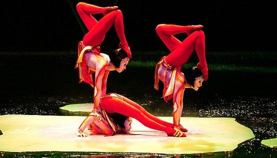O Cirque du Soleil Show Las Vegas
