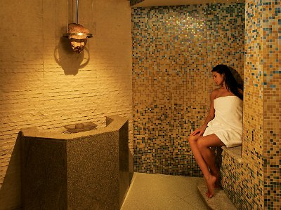 Spa at the Palazzo Hotel in Las Vegas