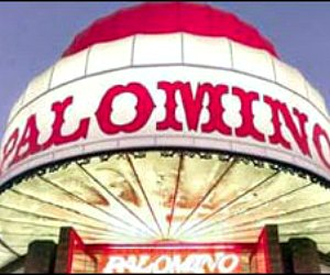 Palomino club in Las Vegas