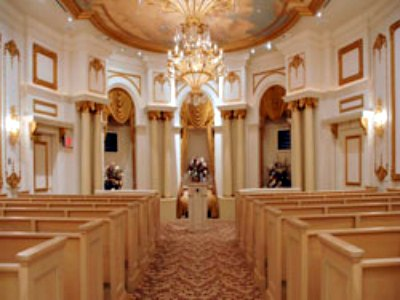 Weddings at the Paris Hotel in Las Vegas