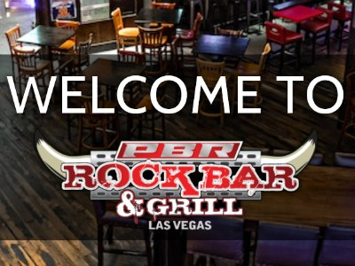 PBR Rock Bar & Grill Las Vegas