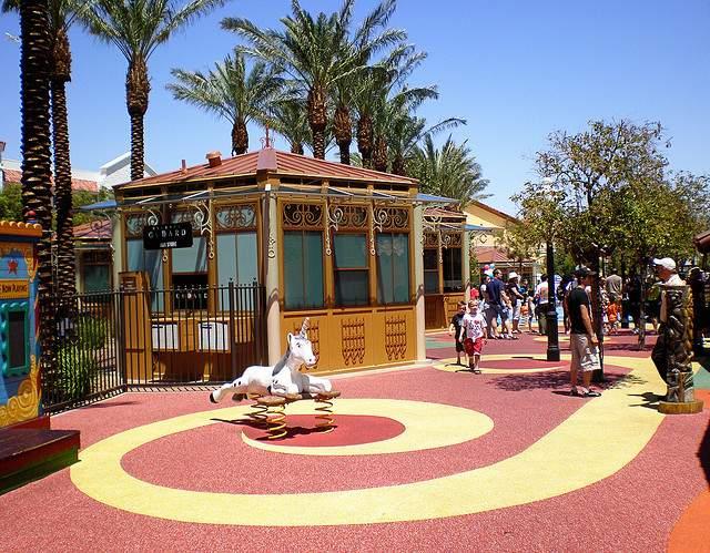 Playgrownd at Townsquare Las Vegas