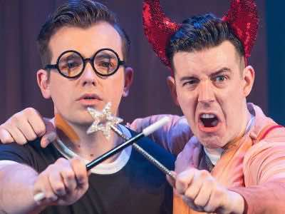 Potted Potter-The Unauthorized Harry Experience