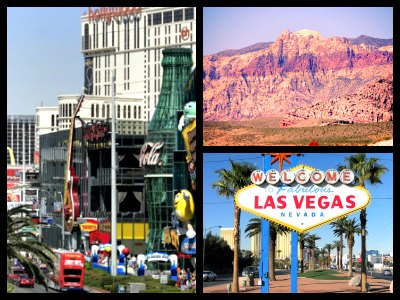 Red Rock Canyon and Las Vegas Western Tour