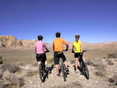 Red Rock Canyon Bike Tour