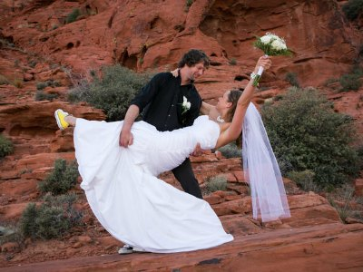 >Red Rock Canyon Las Vegas Weddings