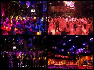 Revolver nightclub Las Vegas
