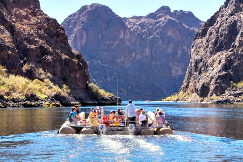 River Raft And Hoover Dam Combination Tour From Las Vegas