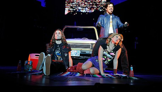 Rock of Ages Show Las Vegas