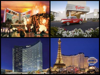 Romantic Getaways In Las Vegas Nv