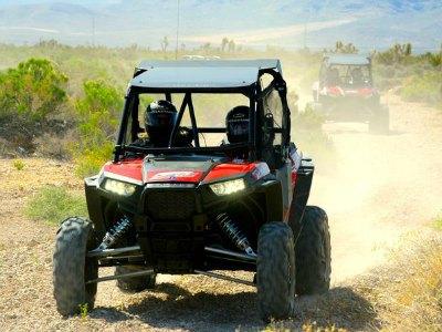 RZR off-road tour Dune Buggy Las Vegas