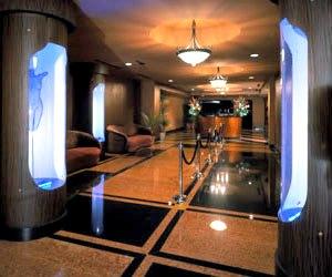 Sapphire Las Vegas strip club outside view