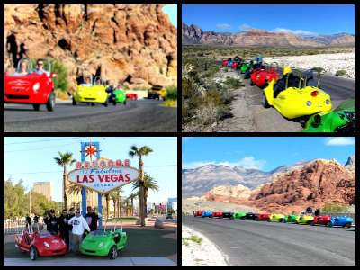 Scooter tours Las Vegas