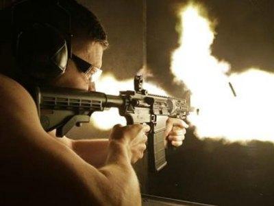 Seal Team 6 Shooting Package in Las Vegas
