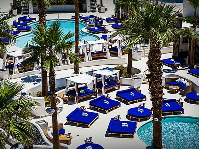 Las Vegas Sky Beach Club at Tropicana