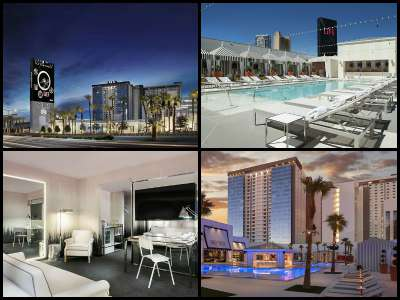 hotels in las vegas list