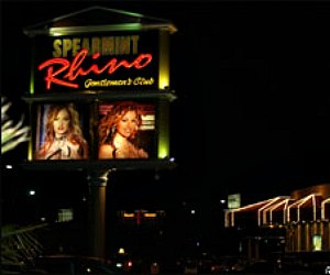 Spearmint Rhino Las Vegas strip club