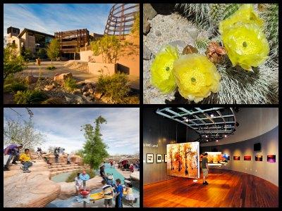 Springs Preserve in Las Vegas