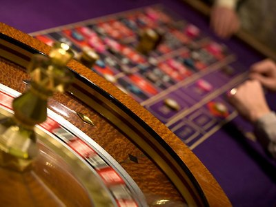 Casino in Stratosphere Hotel in Las Vegas