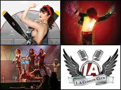 Entertainment in Stratosphere Hotel in Las Vegas