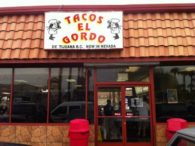 Tacos El Gordo in Kid Friendly Las Vegas Restaurants