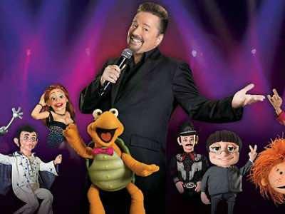 Terry Fator show Las Vegas