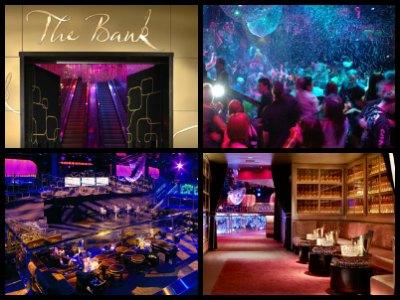 The Bank nightclub Las Vegas