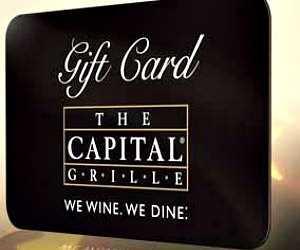 The Capital Grille Las Vegas