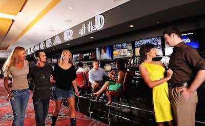 The D Hotel in Las Vegas