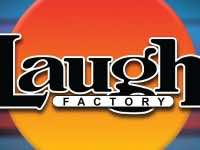 The Laugh Factory comedy club at Tropicana
