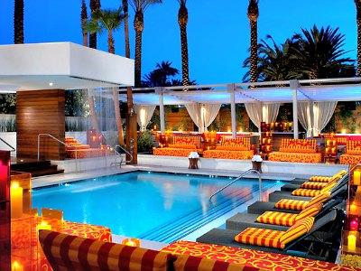 Las Vegas The Pond Poolclub at Artisan Hotel