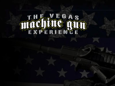 The Vegas Machine Gun Experience