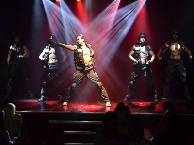Thunder From down Under show Las Vegas