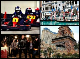 Las Vegas tourist attractions