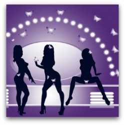 Topless Best Las Vegas Adult Shows logo