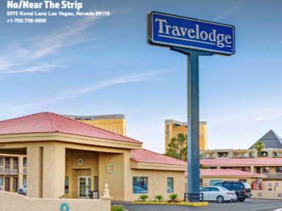 Travelodge Ambassador Strip Inn in Las Vegas