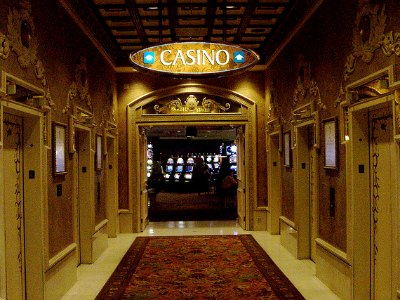 Casino at Treasure Island Hotel in Las Vegas
