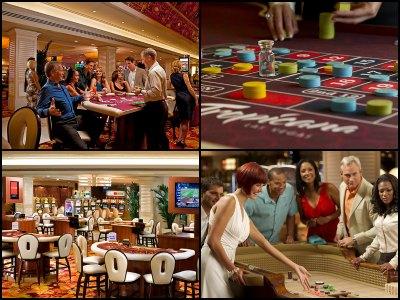 Casino at Tropicana Hotel in Las Vegas