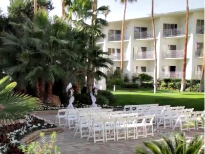 Weddings at Tropicana Hotel in Las Vegas