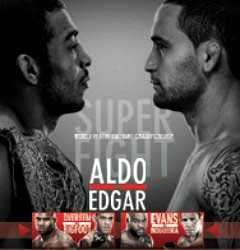 UFC 156: Jose Aldo vs.Frankie Edgar - Photo by Mandalay Bay