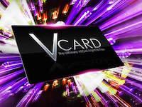 Las Vegas V Card