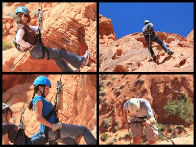 valley-of-fire-rapelling-tour