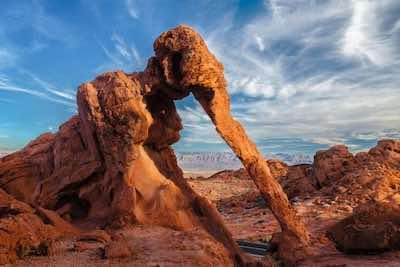 Valley of Fire tours from Las Vegas