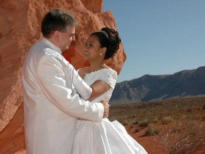 Valley of Fire Weddings