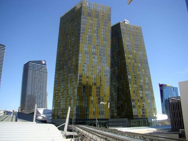 Veer Towers at Citycenter Las Vegas