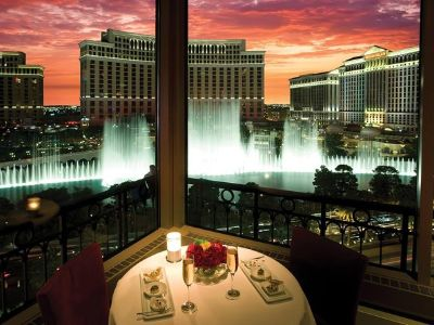 Vegas Night Out: VIP Helicopter Strip Flight with Eiffel Tower Dinner